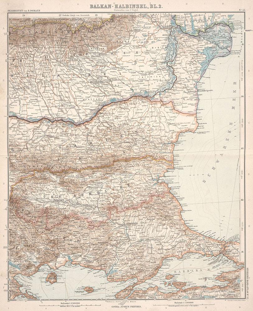 Stielers Hand-Atlas, 52