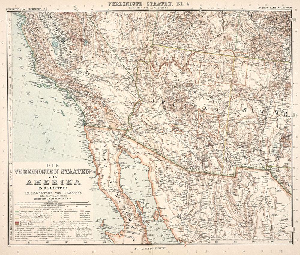 Stielers Hand-Atlas, 89