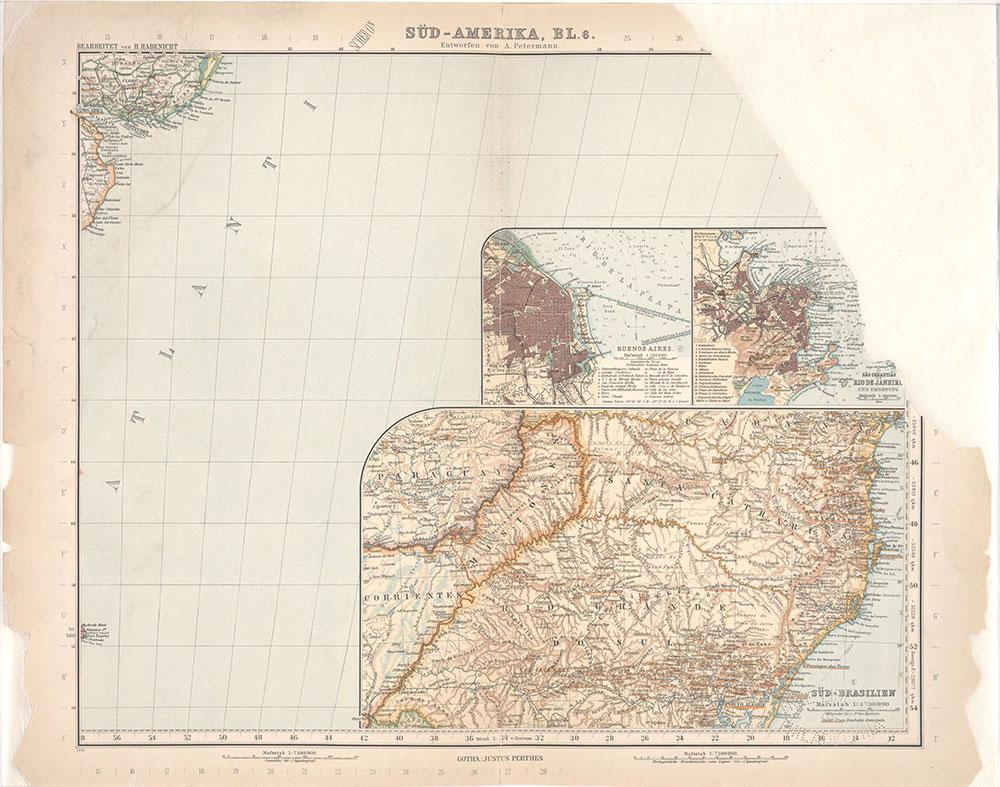 Stielers Hand-Atlas, 100