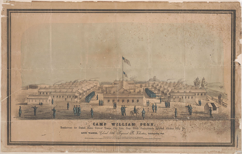 Camp William Penn