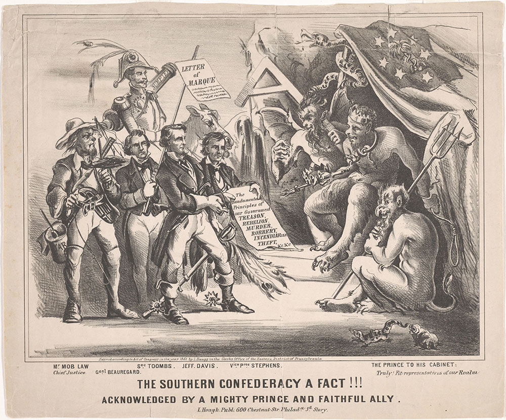 The Southern Confederacy a Fact!!!