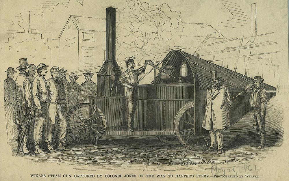Winans Steam Gun