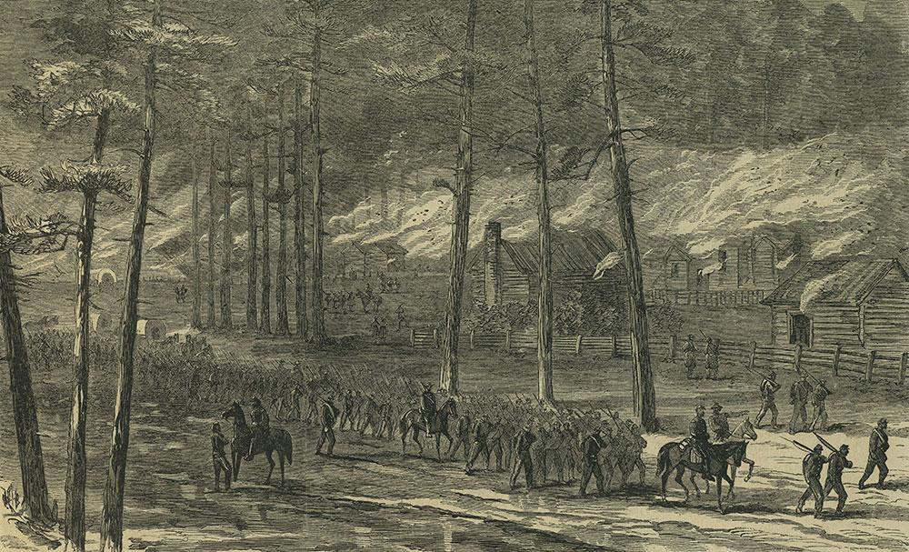 Sherman's March Through South Carolina