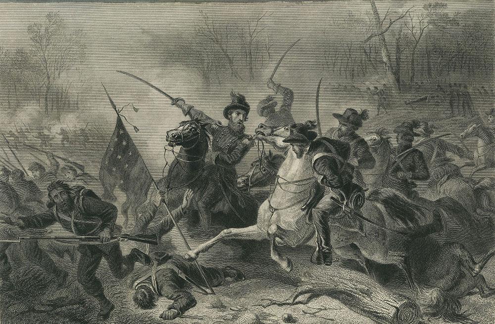 Battle of Shiloh, Tenn.
