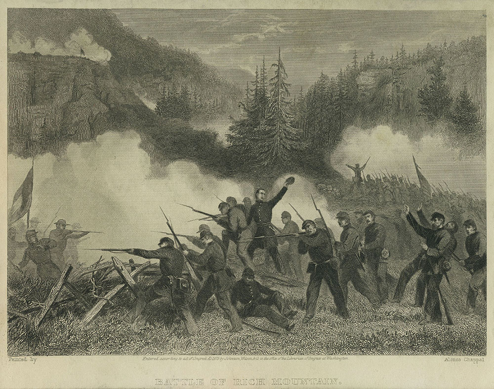 Battle of Rice Mountain