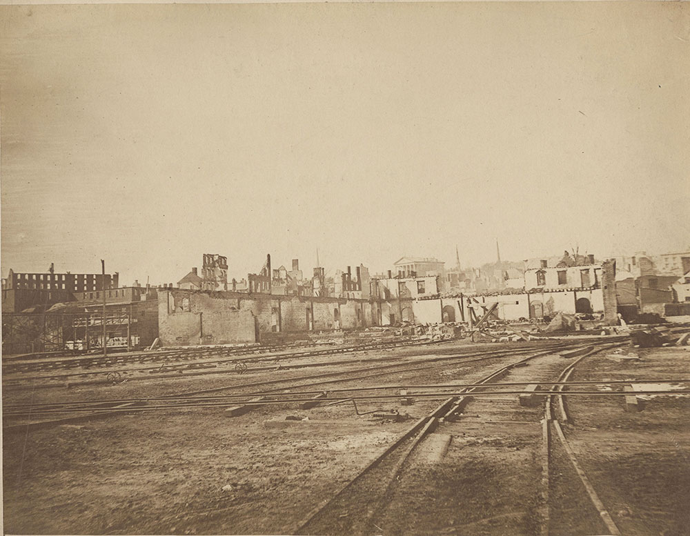 Richmond railroad yard