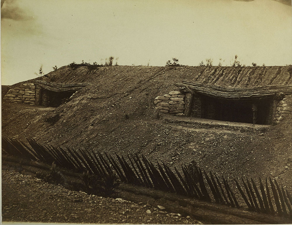 Bunkers, Richmond, Virginia