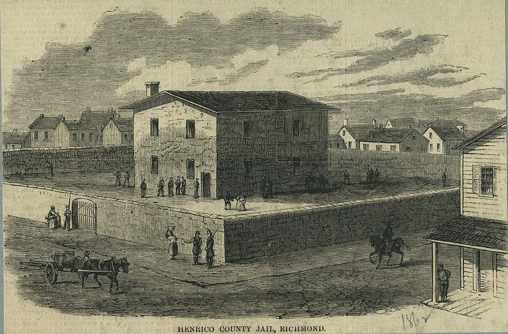 Henrico County Jail, Richmond.
