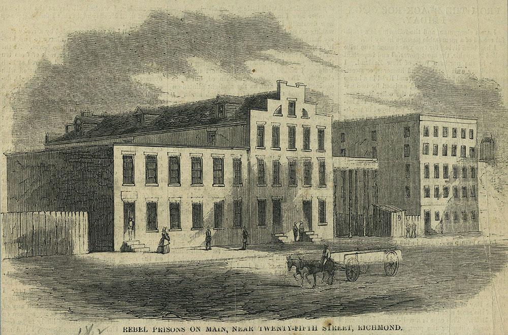 Rebel Prisons on Main Street
