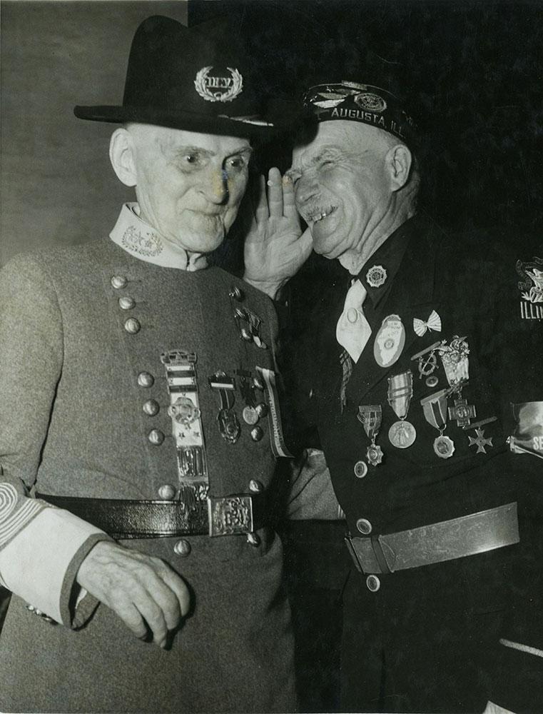 At American Legion Convention