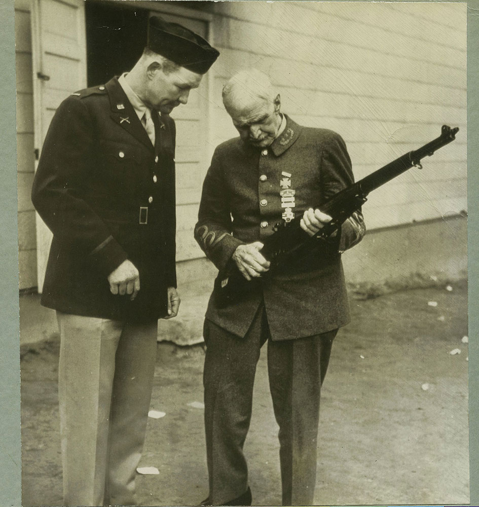 No Guns Like This in the General's War