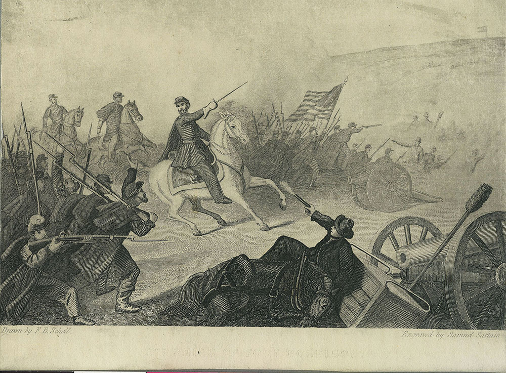 Storming of Fort Donelson