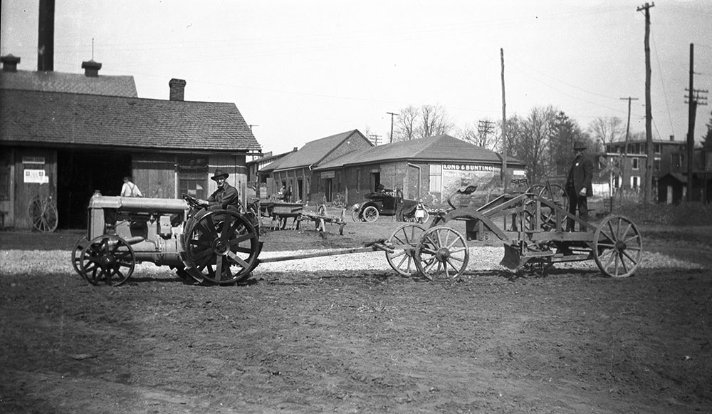 Tractors--early1920s