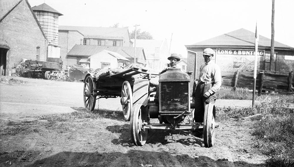 Tractors--early 1920s