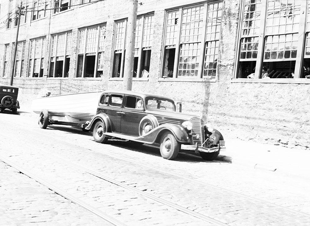 Scenes around Philadelphia 1930s
