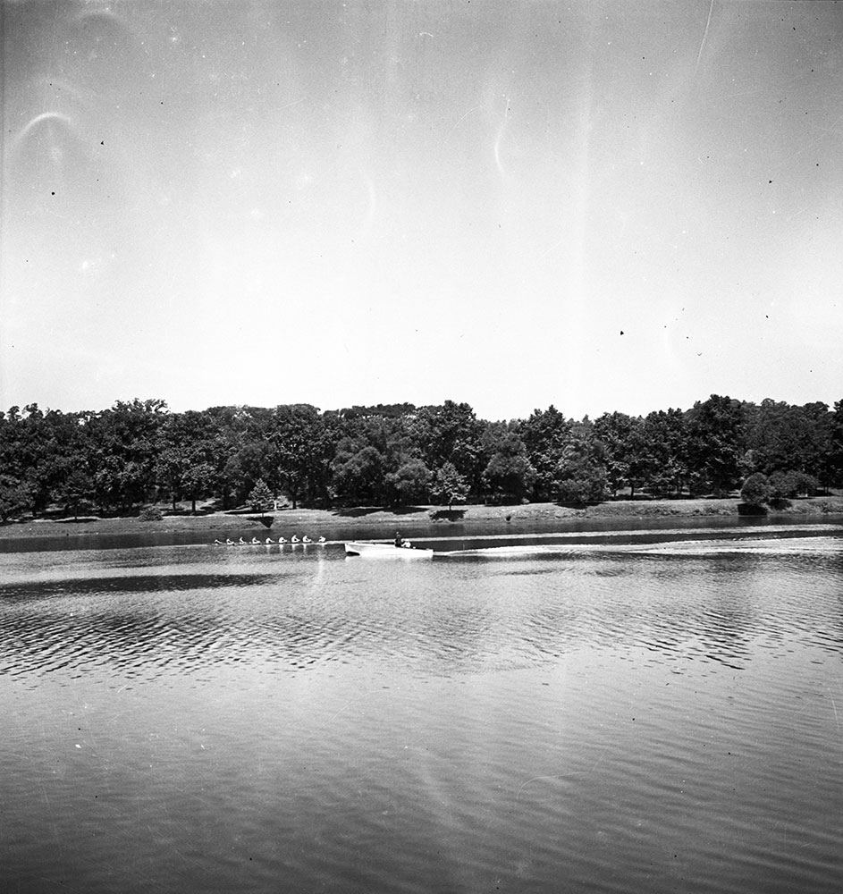 Philadelphia Water Scene