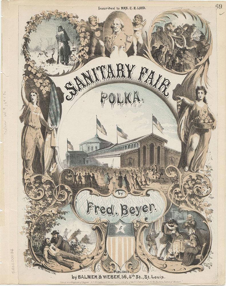 Sanitary Fair Polka by Fred Beyer