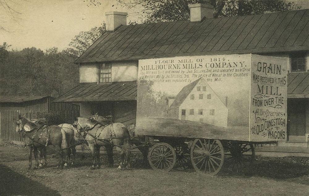Millbourne Mills Company