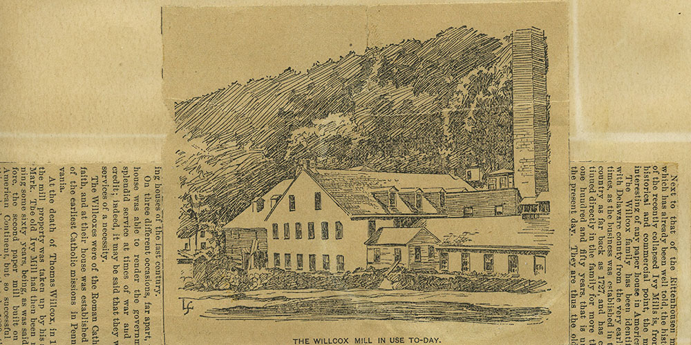 The Willcox Mill in use to-day.