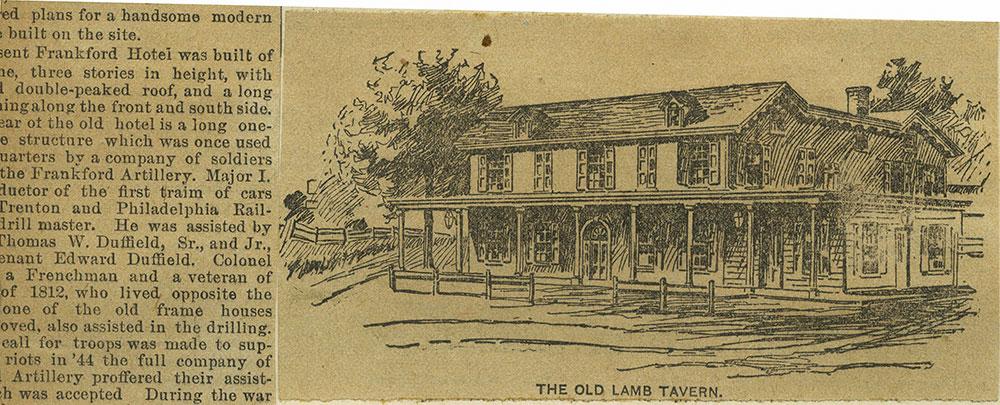 The Old Lamb Tavern