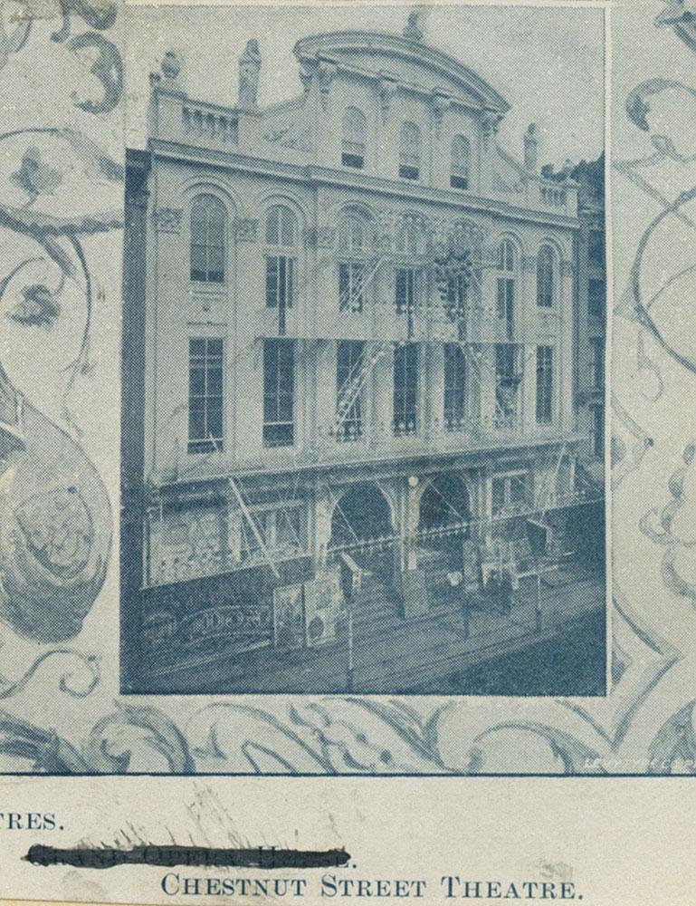 Chestnut Street Theatre