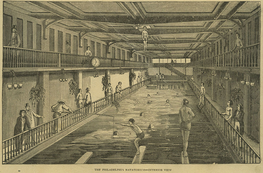 The Philadelphia Natatorium