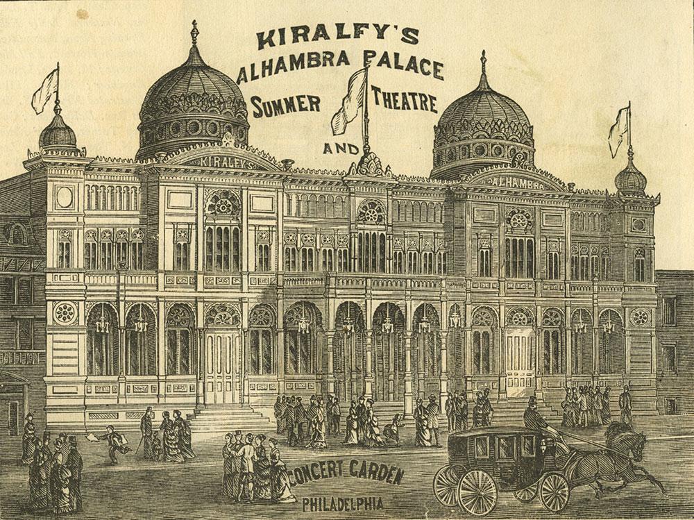 Kiralfy's Alhambra Palace