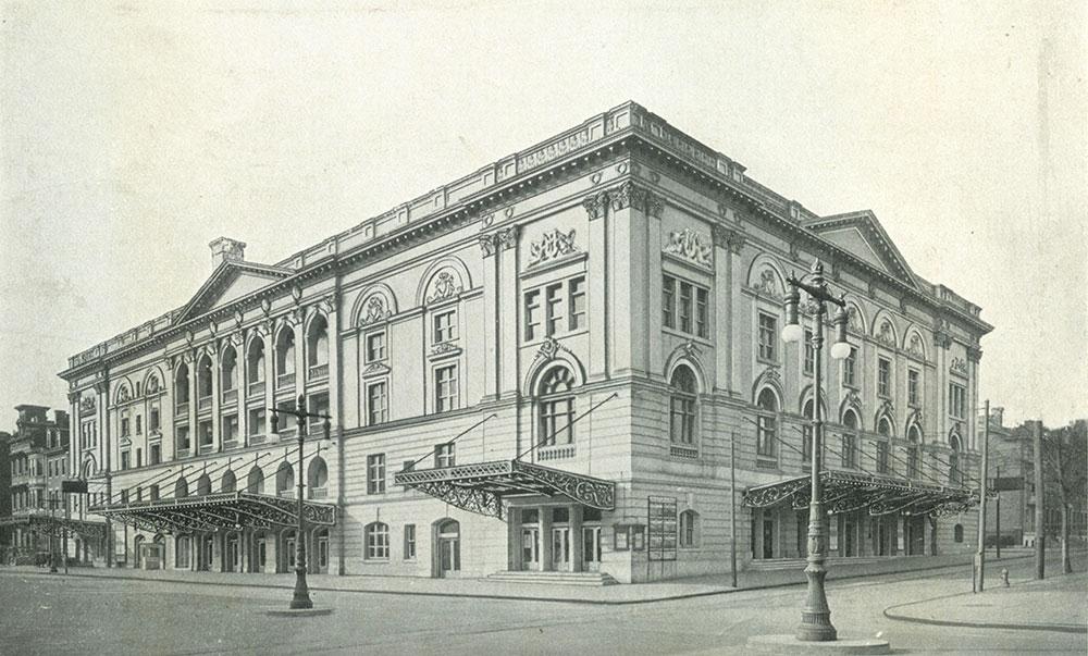 Where Opera-loving Philadelphians Hear the Best Operas, Old and New -