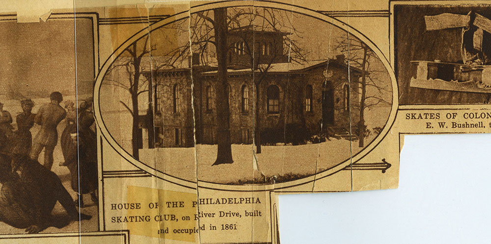 Philadelphia's Skating Club Now Seventy-Six Years Old