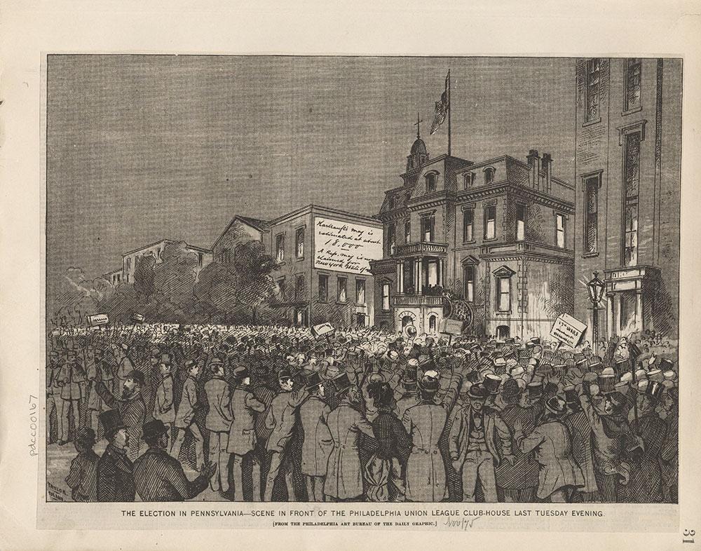 The Election in Philadelphia