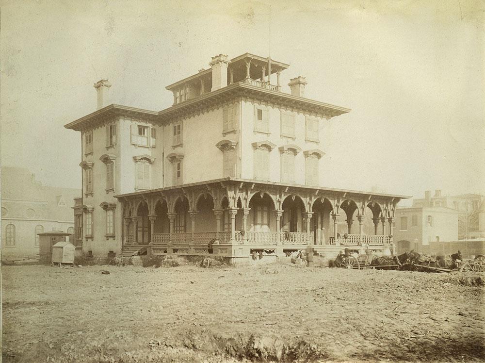 Allibone House.