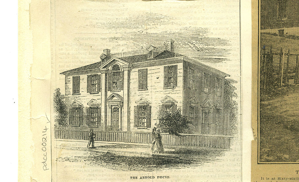The Arnold House