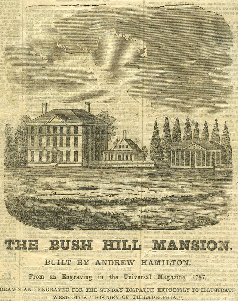 The Bush Hill Mansion
