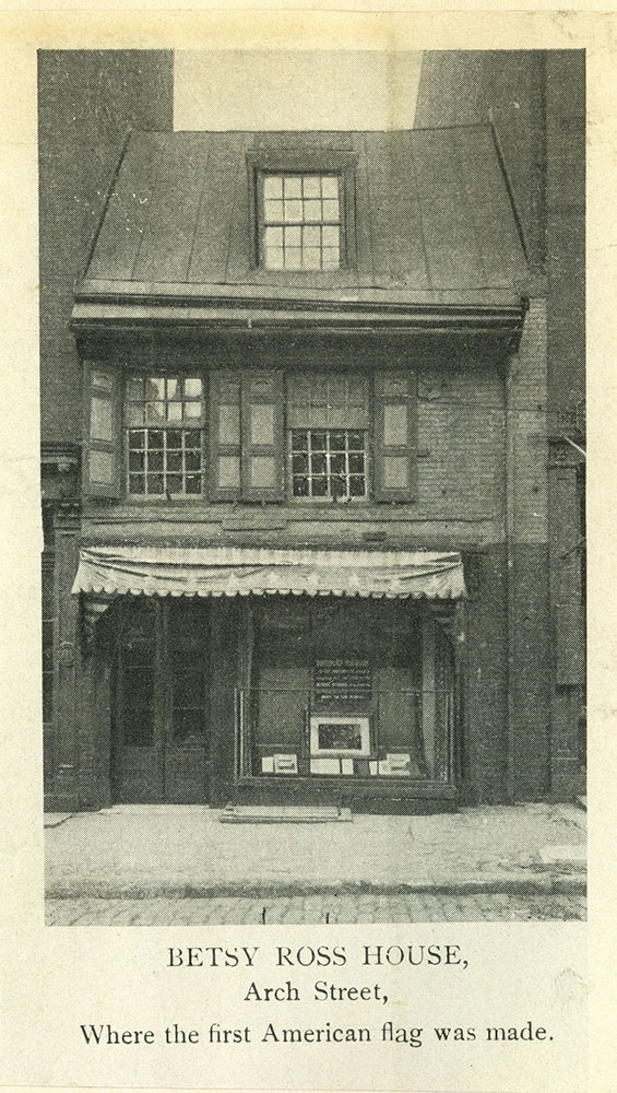 Betsy Ross House, Arch Street,