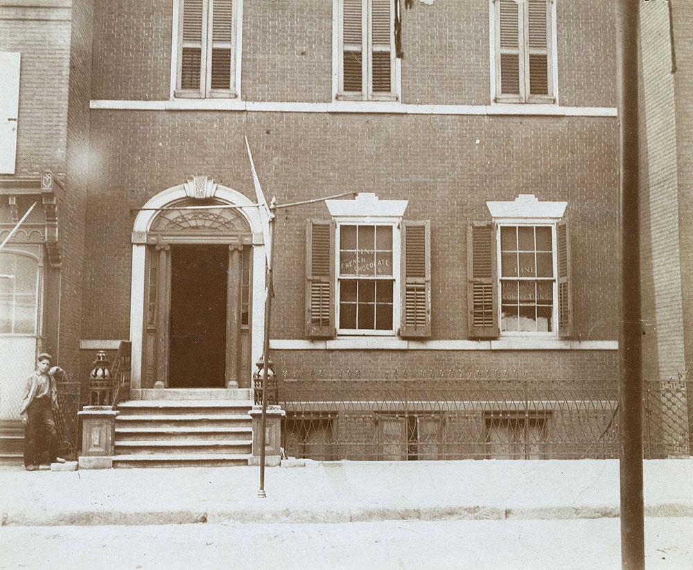 David Paul Brown's House.