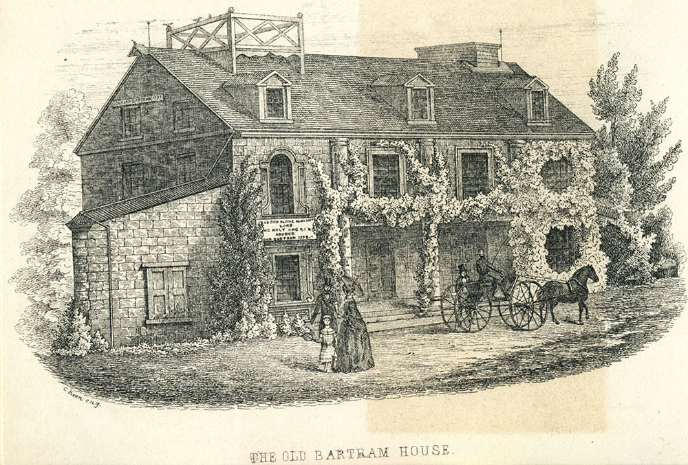 The Old Bartram House