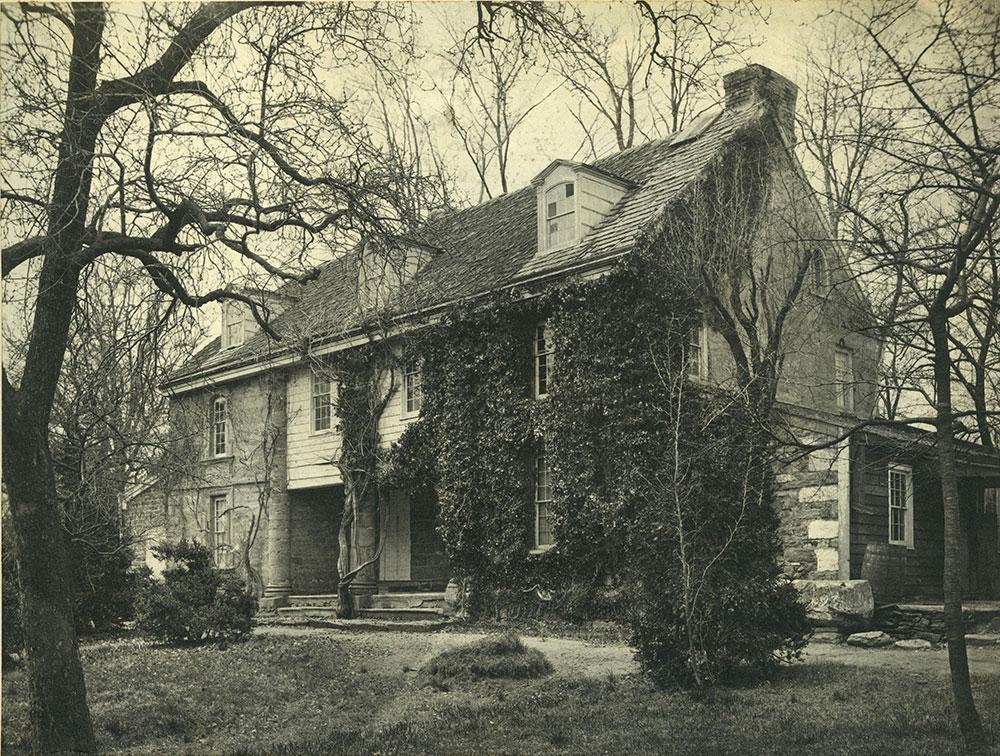 John Bartram's House.
