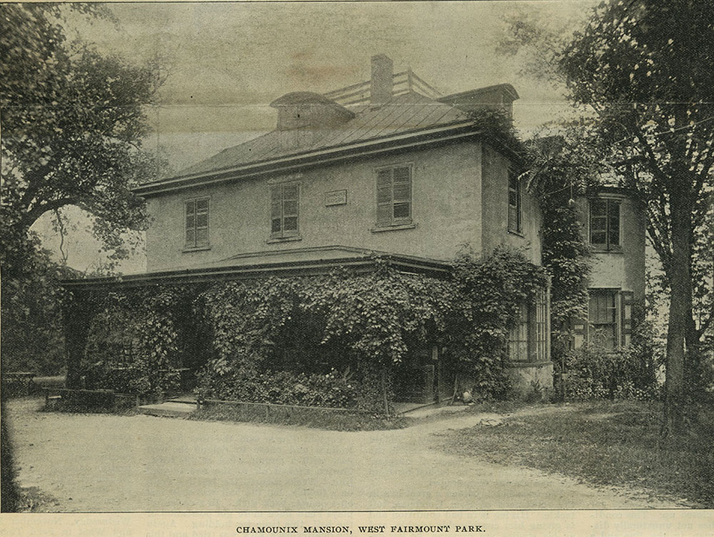 Chamounix Mansion, West Fairmount Park