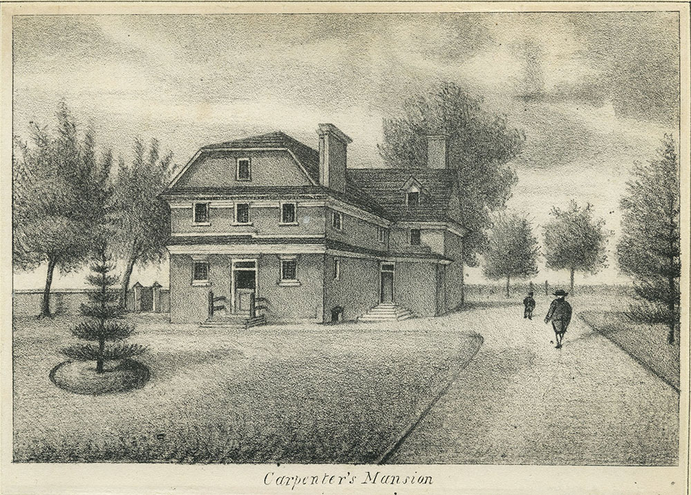 Carpenter's Mansion.