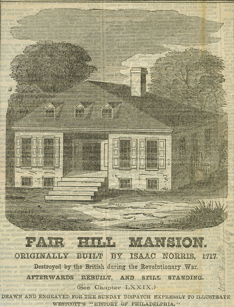 Fair Hill Mansion