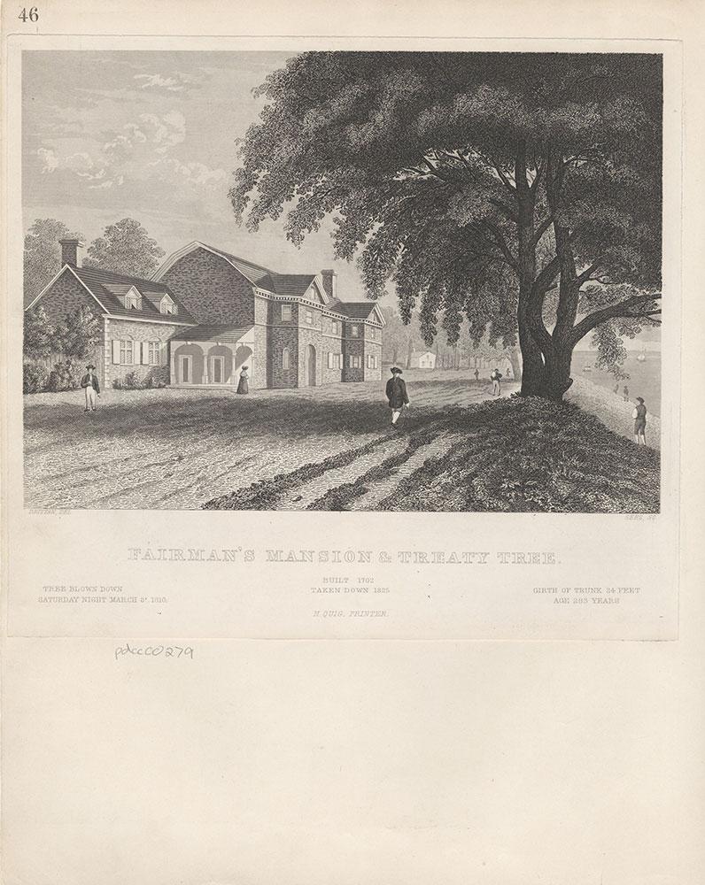 Castner Scrapbook v.4, Old Houses 1, page 46