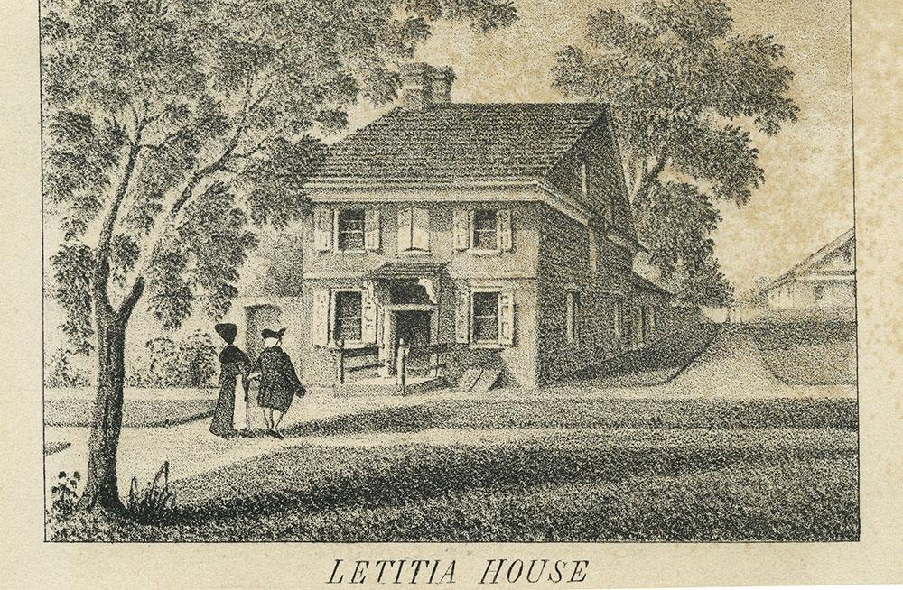 Letitia House
