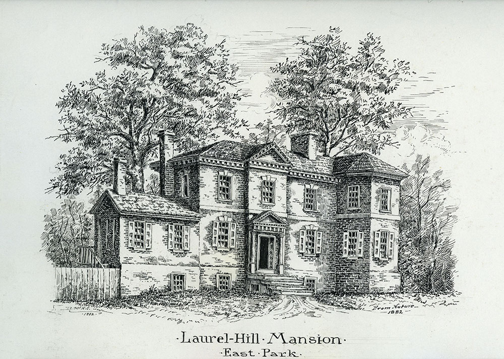 Laurel-Hill Mansion