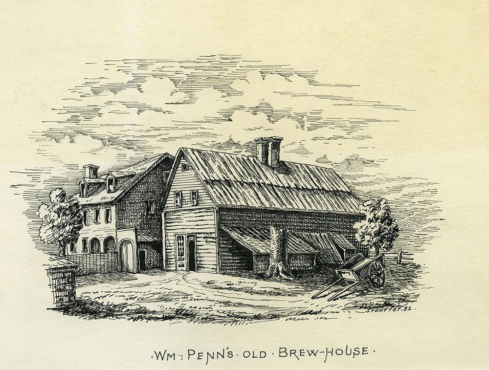 Wm. Penn's Brew-House.