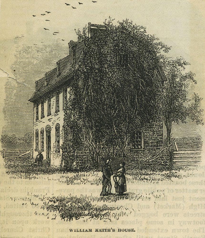 William Keith's House