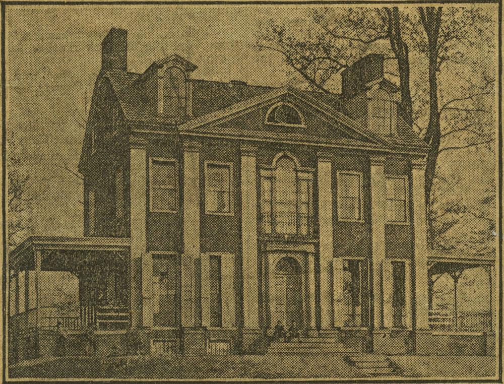 The Reid House.