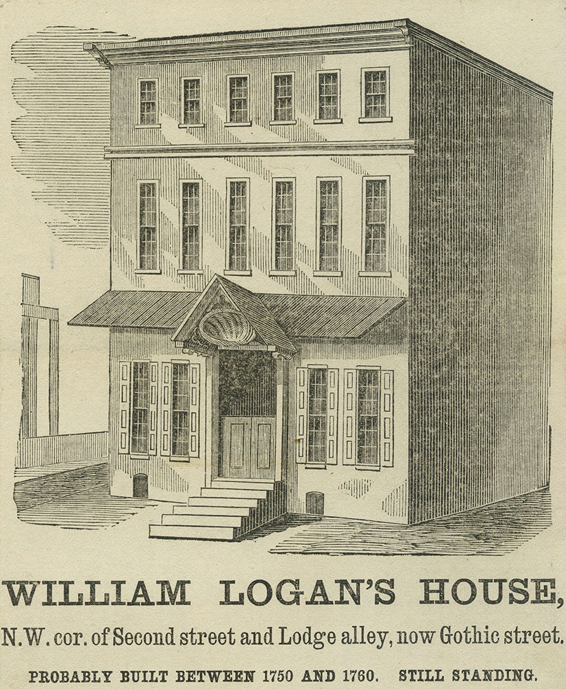 William Logan's House,