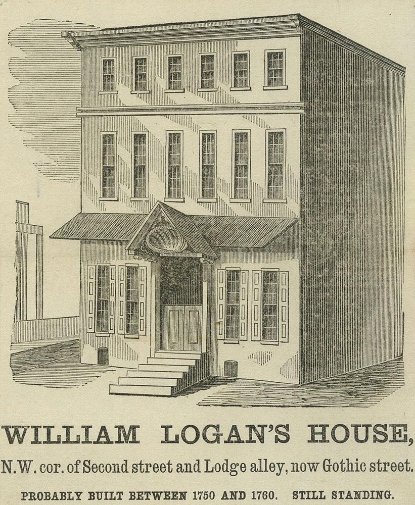 William Logan's House,