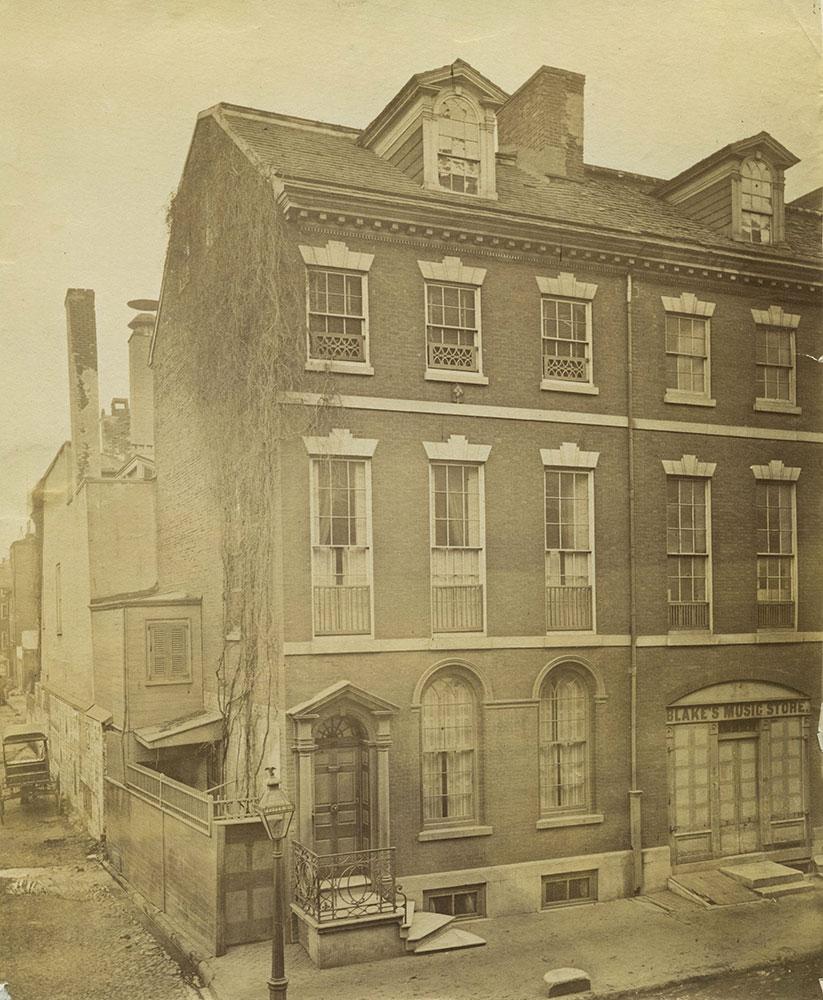 Thomas Sully's House.