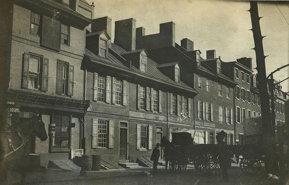 N. Side of Spruce Street E. of 3rd Street